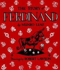 Picture of a book: The Story Of Ferdinand