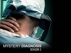 Picture of a TV show: Mystery Diagnosis