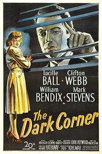 Picture of a movie: The Dark Corner