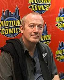 Picture of an author: Garth Ennis