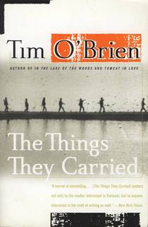 Picture of a book: The Things They Carried