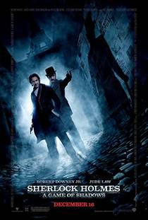 Picture of a movie: Sherlock Holmes: A Game Of Shadows