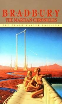 Picture of a book: The Martian Chronicles