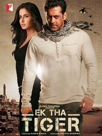 Picture of a movie: Ek Tha Tiger