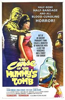 Picture of a movie: The Curse Of The Mummy's Tomb