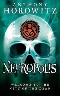Picture of a book: Necropolis