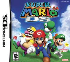 Picture of a game: Super Mario 64 Ds