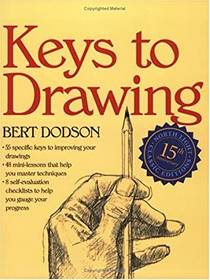 Picture of a book: Keys To Drawing