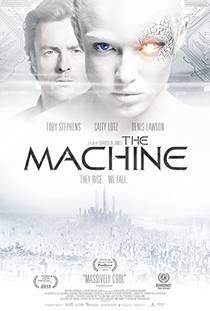 Picture of a movie: The Machine