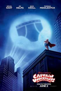 Picture of a movie: Captain Underpants: The First Epic Movie