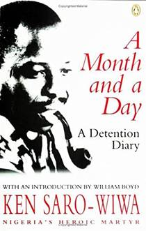 Picture of a book: A Month And A Day: A Detention Diary