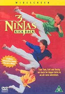 Picture of a movie: 3 Ninjas Kick Back