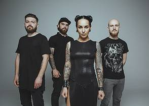 Picture of a band or musician: Jinjer
