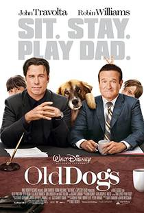 Picture of a movie: Old Dogs