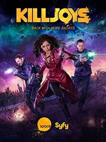 Picture of a TV show: Killjoys