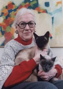 Picture of an author: Lilian Jackson Braun