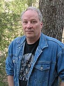 Picture of an author: Joe R. Lansdale