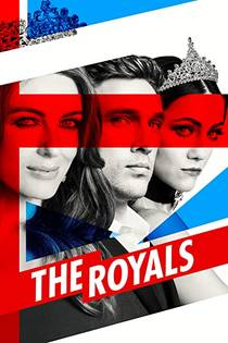Picture of a TV show: The Royals