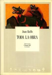 Picture of a book: Toda la Obra: Edición Critica (Coleccion Archivos, 17)
