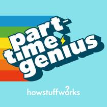 Picture of a podcast: Part-Time Genius
