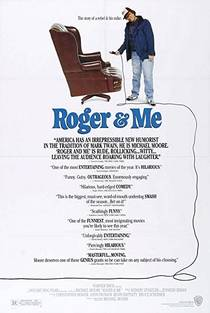 Picture of a movie: Roger & Me