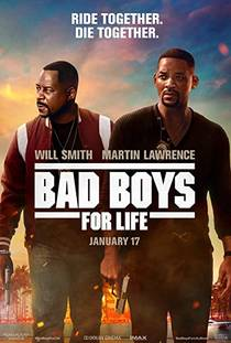 Picture of a movie: Bad Boys For Life