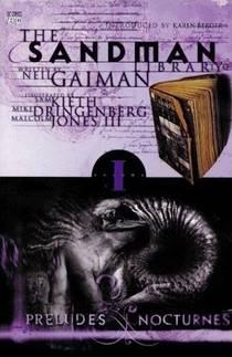 Picture of a book: Preludes & Nocturnes