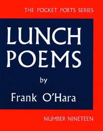 Picture of a book: Lunch Poems