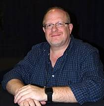 Picture of an author: Mark Waid