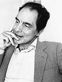 Picture of an author: Italo Calvino