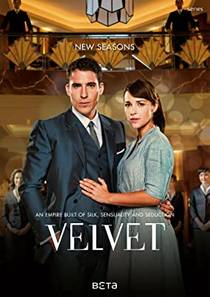 Picture of a TV show: Velvet