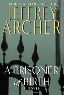 Picture of a book: A Prisoner Of Birth