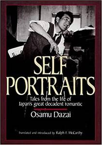 Picture of a book: Self Portraits: Tales from the Life of Japan's Great Decadent Romantic