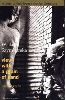 Picture of a book: View With a Grain of Sand: Selected Poems