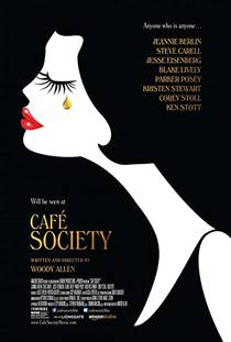 Picture of a movie: Café Society