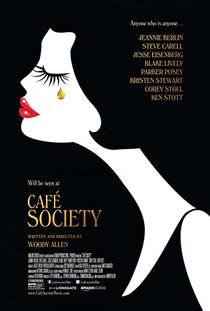Picture of a movie: Café Society