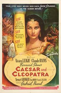 Picture of a movie: Caesar And Cleopatra