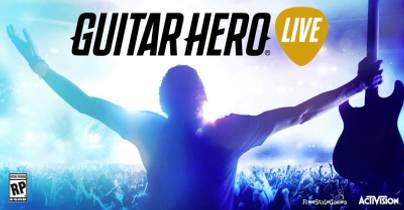 Picture of a game: Guitar Hero Live