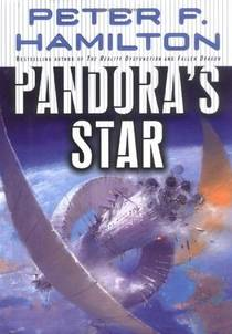 Picture of a book: Pandora's Star