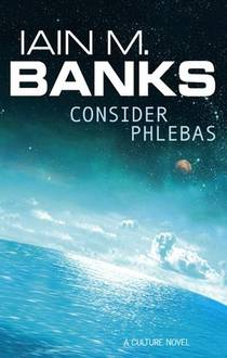 Picture of a book: Consider Phlebas