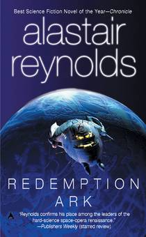 Picture of a book: Redemption Ark