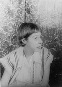 Picture of an author: Carson Mccullers