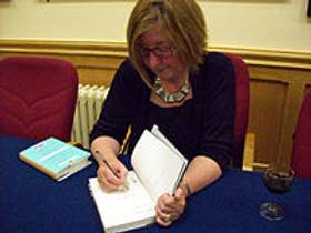 Picture of an author: Pat Barker