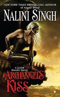 Picture of a book: Archangel's Kiss
