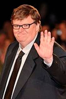 Picture of an author: Michael Moore