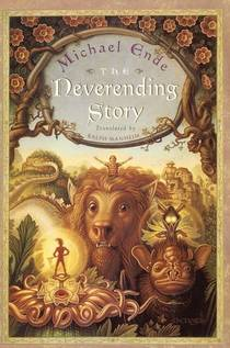Picture of a book: The Neverending Story