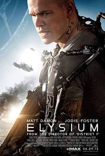 Picture of a movie: Elysium