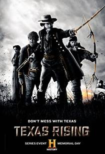 Picture of a TV show: Texas Rising