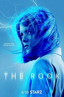 Picture of a TV show: The Rook