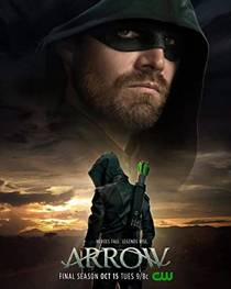 Picture of a TV show: Arrow